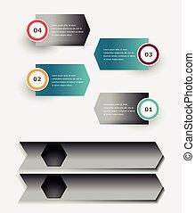 infographic, イラストレーター, デザイン