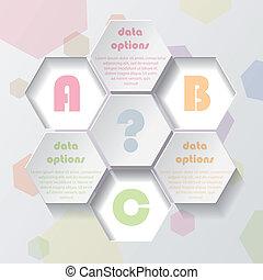 infographic, ビジネス, 現代, ベクトル, デザイン, テンプレート, あなたの