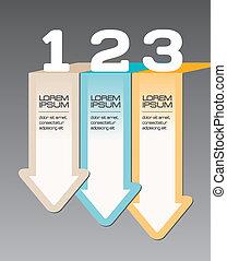infographic, 要素を設計しなさい
