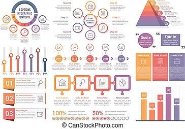 infographic, alapismeretek