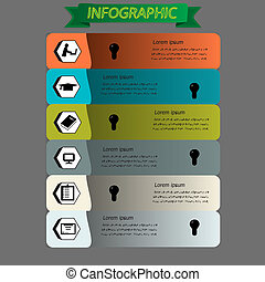infographic, bildung