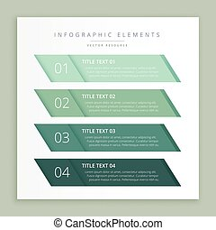 infographic business banners template