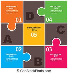 infographic, créatif