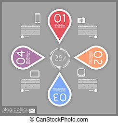 Infographic design for product ranking - Infographic design...