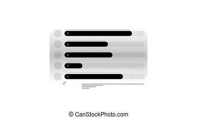 Infographic Element - Bar Chart - Bar Chart Animation is an...