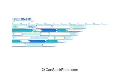 Infographic Element - Gantt Diagram - Gantt Diagram is an...