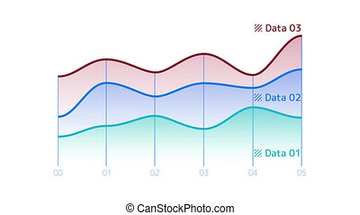 Line Chart Animation is an infographic element on an alpha channel in blue color. It is easy to use and can be quickly added in to your presentations, slideshows and promo videos.