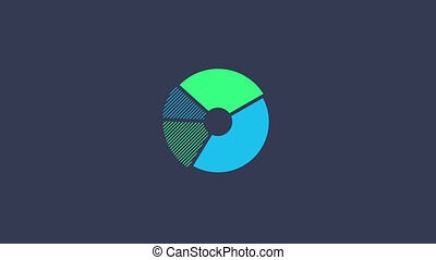 Infographic Element - Pie Chart - Pie Chart Animation is an...