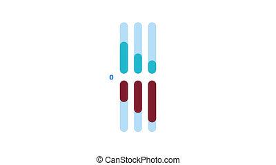 Infographic Element - Simple Column Chart - Column Chart...