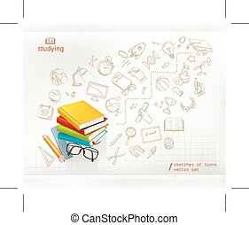 infographic, estudiar, educación