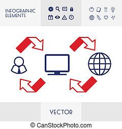 Infographic Flat Design
