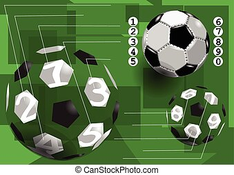 infographic, football