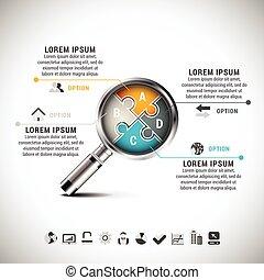infographic, geschaeftswelt