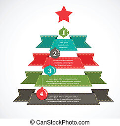 infographic, natale