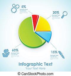 Infographic Pie Chart