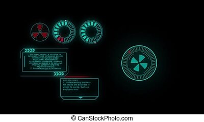 infographic presentation idea alpha info