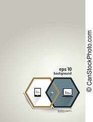 Infographic presentation template.