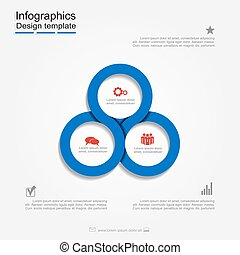 Infographic report template. - Infographic report template...