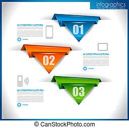 infographic, schablone, für, statistik, daten, vergegenwärtigung