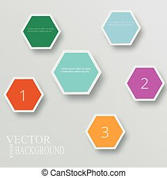 Infographic Template for Business Vector Illustration. EPS10