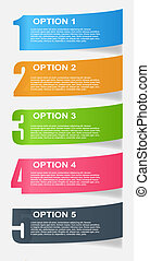 Infographic template vector illustration
