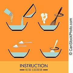 infographic, vecteur, conception, illustration.