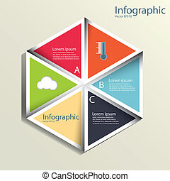 infographic280 - Modern Design template / can be used for...