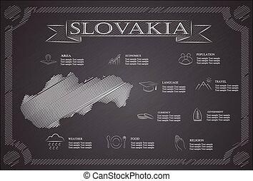 infographics, δεδομένα , slovakia , στατιστικός , sights.