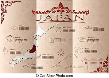 infographics, 日本