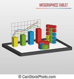 infographics, 矢量