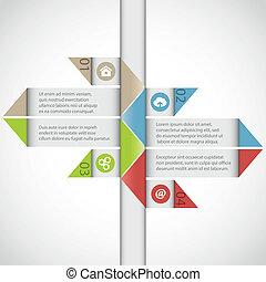 infographics, 要素
