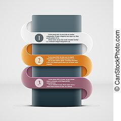 infographics, bannière