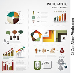 infographics, business