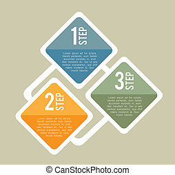 infographics design over beige background vector illustration