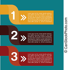 infographics design over blue background vector illustration...