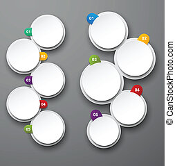 Infographics design. - Vector illustration of infographics ...