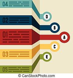 infographics, diseño