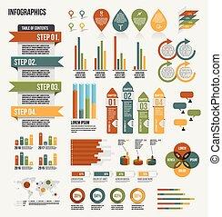 infographics, elemente