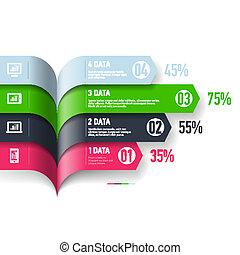 infographics, elementos