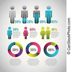 infographics statistics diagram
