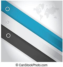 információs anyag, szín, graphics., megvonalaz, customization
