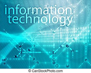 informática, ilustración