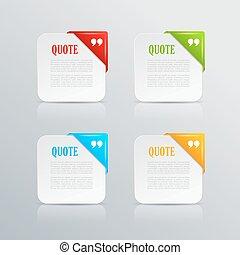 informação, cartão papel