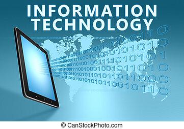 informação, tecnologia