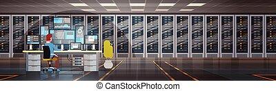 información, controlar, habitación, trabajando, base de datos, gente, hosting, servidor, datos de la computadora, centro
