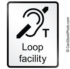 información, facilidad, lazo, señal