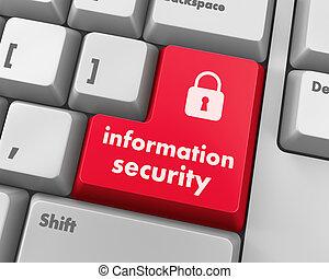información, seguridad