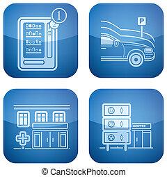 información, servicios, hotel