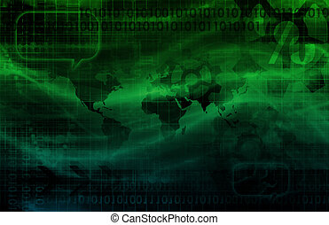 información, tecnología