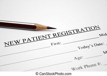 informacja, pacjent